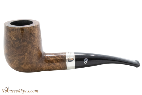 Peterson Short X105 Smooth Tobacco Pipe Fishtail