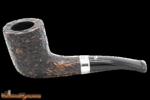 Peterson Short 268 Rustic Tobacco Pipe Fishtail