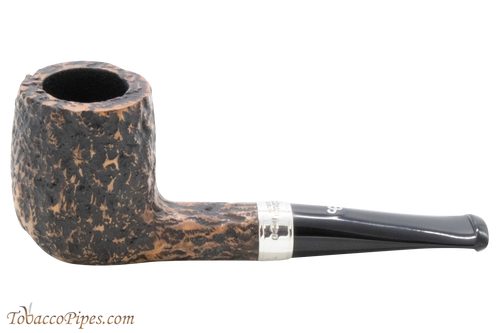 Peterson Short 264 Rustic Tobacco Pipe Fishtail