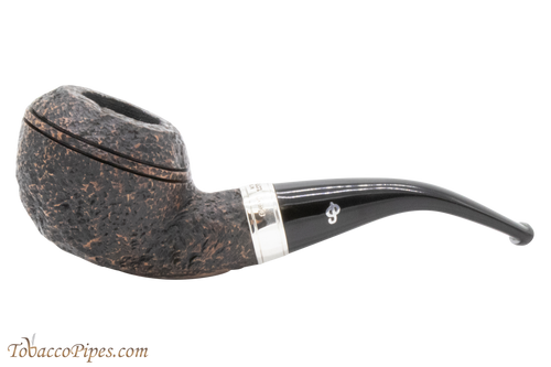 Peterson Short 999 Rustic Tobacco Pipe Fishtail
