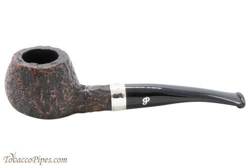 Peterson Short 406 Rustic Tobacco Pipe Fishtail
