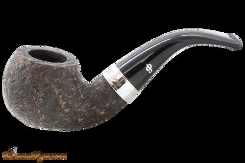 Peterson Short 03 Rustic Tobacco Pipe Fishtail