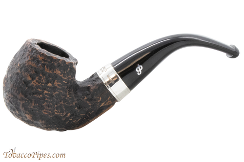 Peterson Short 230 Rustic Tobacco Pipe Fishtail