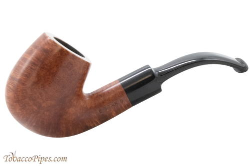 Tsuge E-Star Nine 66 Smooth Tobacco Pipe