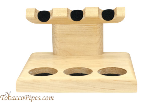 Neal Yarm Tilt Head 3 Pipe Stand Maple
