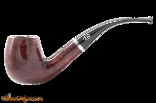 Rossi Rubino Antico 602 Smooth Tobacco Pipe