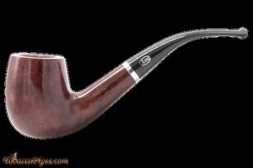 Rossi Rubino Antico 606 Smooth Tobacco Pipe