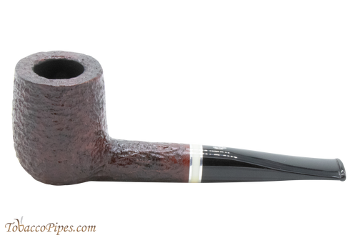 Savinelli New Oscar 141 KS Rustic Brown Tobacco Pipe