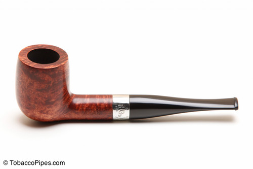 Peterson Aran 06 Tobacco Pipe Fishtail Left Side