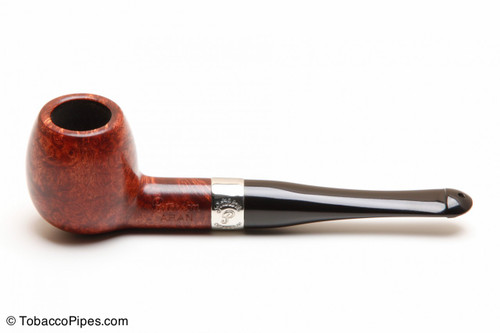 Peterson Aran 87 Tobacco Pipe PLIP Left Side