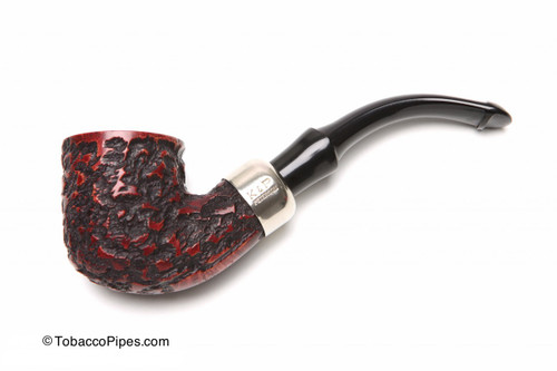 Peterson Standard Rustic 301 Tobacco Pipe Left Side