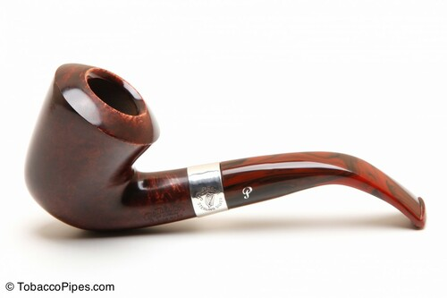 Peterson Harp B10 Tobacco Pipe Fishtail Left Side
