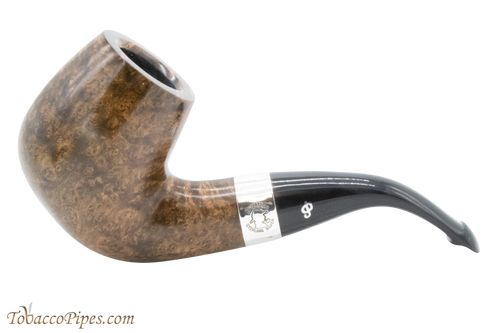 Peterson Sherlock Holmes Dark Smooth Professor Tobacco Pipe PLIP