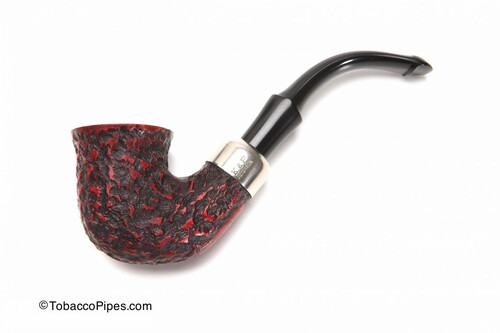 Peterson Standard Rustic 305 Tobacco Pipe Left Side