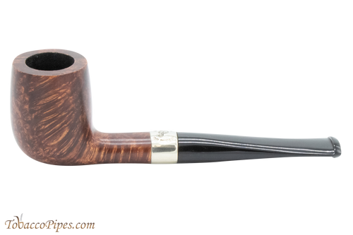 Peterson Aran 265 Smooth Nickel Mounted Tobacco Pipe Fishtail
