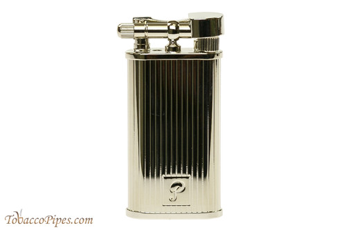 Peterson Silver Stripe Pipe Lighter