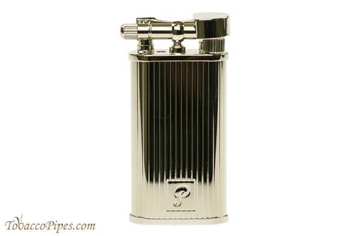 Peterson Silver Stripe Pipe Lighter