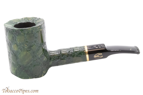 Savinelli Alligator 311 KS Green Tobacco Pipe
