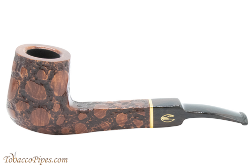 Savinelli Alligator 513 KS Brown Tobacco Pipe