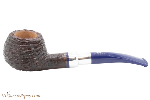 Savinelli Eleganza 315 KS Rustic Dark Brown Tobacco Pipe