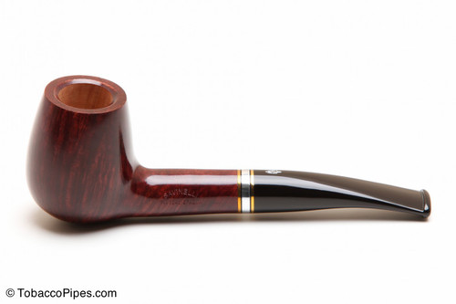 Savinelli Piazza Di Spagna Smooth 145 KS Tobacco Pipe Left Side