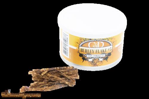 Cornell & Diehl Burley Flake #5 Pipe Tobacco