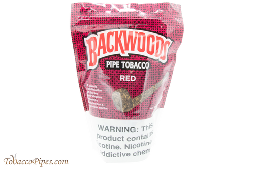 Backwoods Red Pipe Tobacco