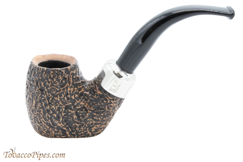 Peterson Arklow Sandblast 304 Tobacco Pipe Fishtail