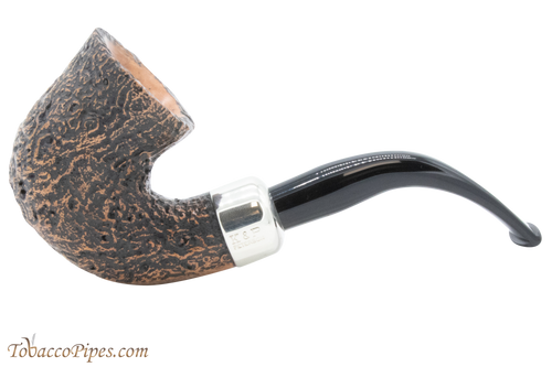 Peterson Arklow Sandblast 05 Tobacco Pipe Fishtail