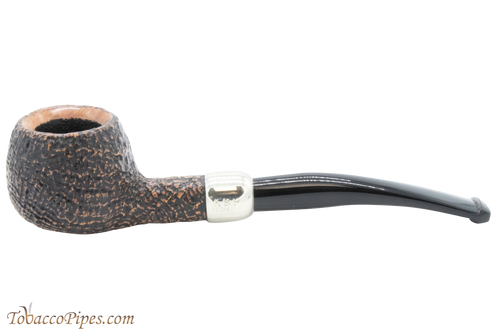 Peterson Arklow Sandblast 406 Tobacco Pipe Fishtail