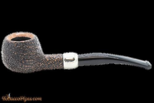 Peterson Arklow Sandblast 406 Tobacco Pipe Fishtail