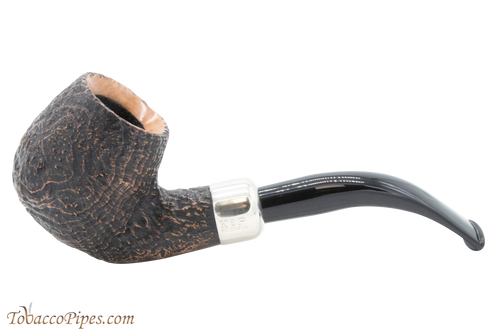Peterson Arklow Sandblast 68 Tobacco Pipe Fishtail