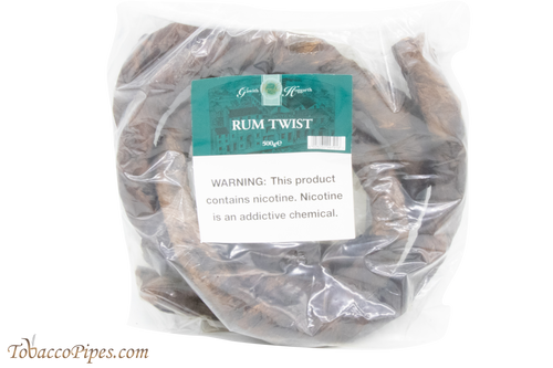 Gawith Hoggarth & Co Rum Twist Pipe Tobacco