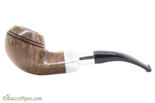 Peterson Flame Grain Spigot 80S Tobacco Pipe Fishtail