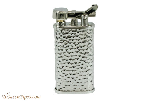Kiribi Kabuto Tsuchime Silver Pipe Lighter