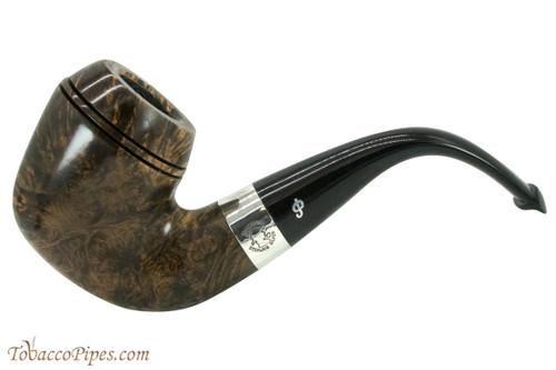 Peterson Sherlock Holmes Watson Dark Smooth Tobacco Pipe PLIP
