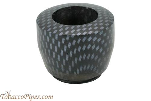 Falcon Dover Carbon Smooth Tobacco Pipe Bowl