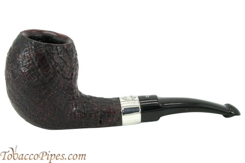 Peterson Sherlock Holmes Sandblast Strand Tobacco Pipe PLIP