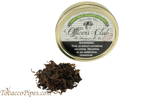 East India Trading Company Officer's Club Pipe Tobacco