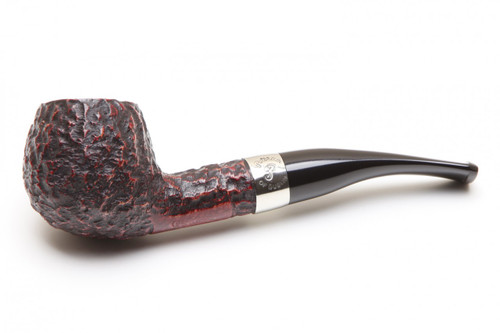 Peterson Donegal Rocky 408 Tobacco Pipe Fishtail Left Side