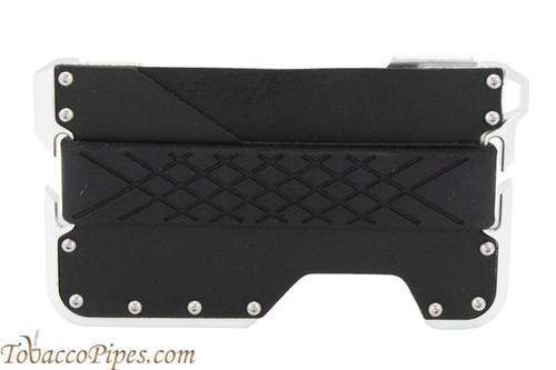 Beyler The New-Fashioned RFID Blocking Slim Metal Wallet Black
