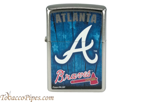 Zippo MLB Atlanta Braves Lighter