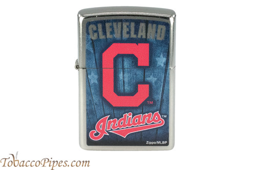 Zippo MLB Cleveland Indians Lighter