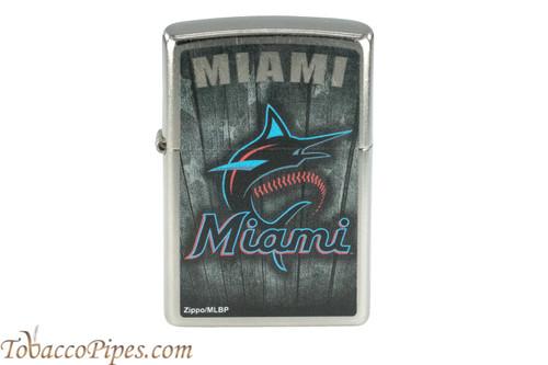 Zippo MLB Miami Marlins Lighter