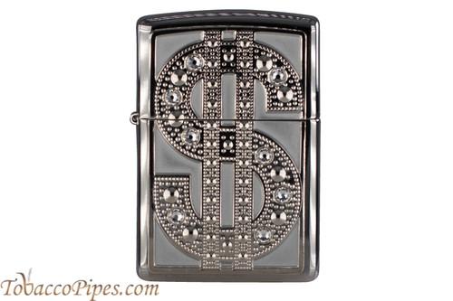 Zippo Bling Swarovski Crystal Lighter
