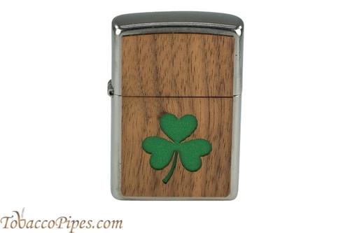 Zippo Woodchuck USA Clover Lighter