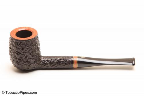 Savinelli Porto Cervo Rustic 128 Tobacco Pipe Left Side
