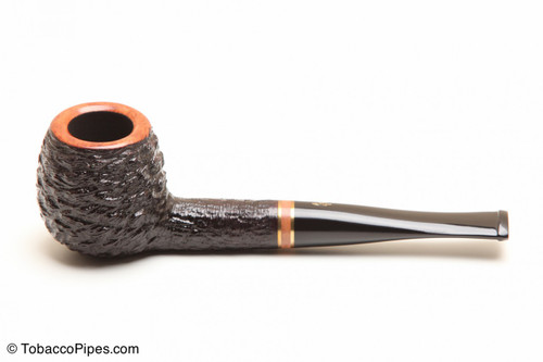 Savinelli Porto Cervo Rustic 207 Tobacco Pipe Left Side