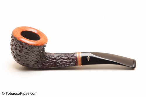 Savinelli Porto Cervo Rustic 305 Tobacco Pipe Left Side