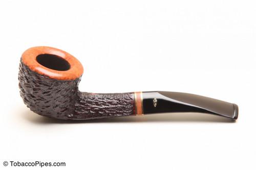 Savinelli Porto Cervo Rustic 305 Tobacco Pipe Left Side
